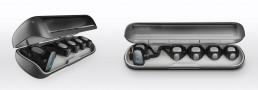 TAP Wearable Wireless Keyboard & Mouse Charging Case