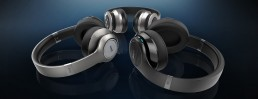 product renderings of JAM wireless headphones lineup with bluetooth technology