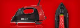 Product design details of Oliso Auto-Lift Smart Iron