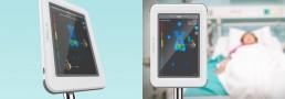Wellsense VU System GUI Graphic User Interface design