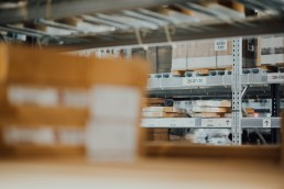 Warehousing - Receiving, storing, and shipping your inventory